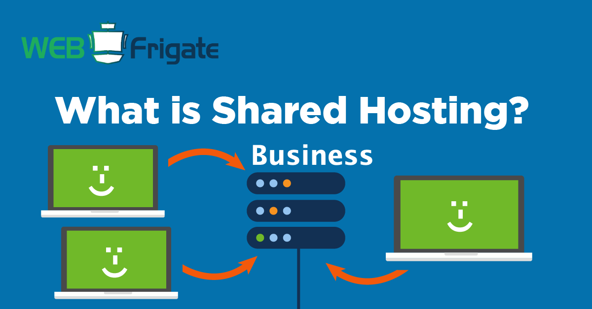 personal shared web hosting